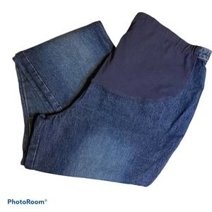 Baby and Me Maternity Jeans - XL